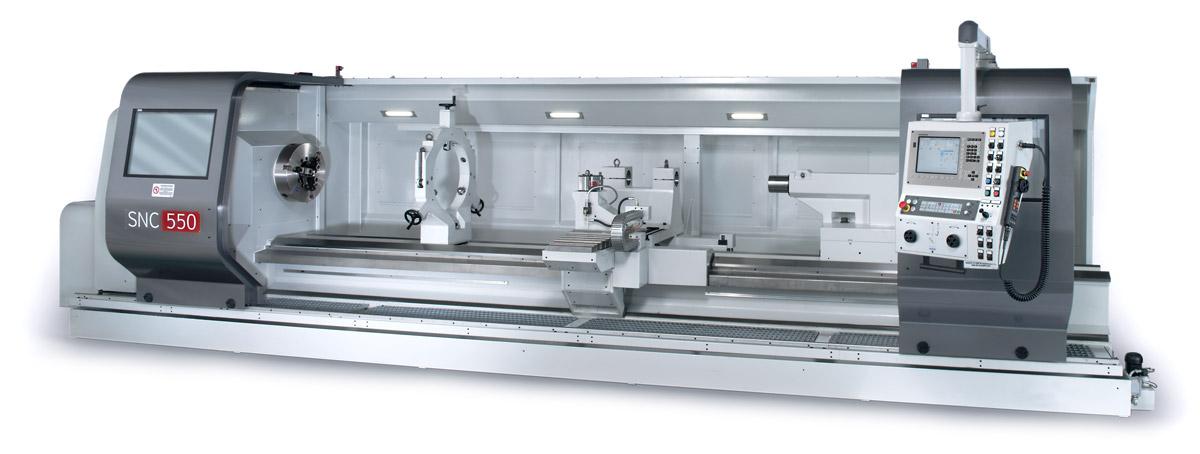 Torni paralleli CNC ad autoapprendimento