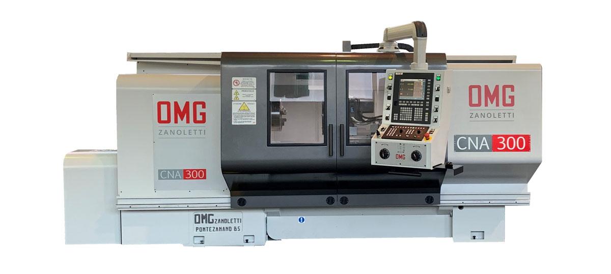 CNA - Torni paralleli CNC ad autoapprendimento