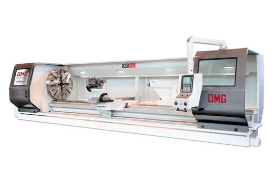 Tornio usato CNA 250 X 1500